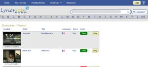 Lyricsgaps.com_-_French_Listening_Exercises_-_2015-04-22_09.40.52