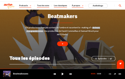 Screenshot_2019-09-16 BEATMAKERS ARTE Radio